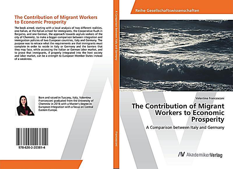 economic contribution of migrant workers in Economic contribution of migrant workers to thailand authors piriya pholphirul, graduate school of development economics,  economic contribution from migrant.
