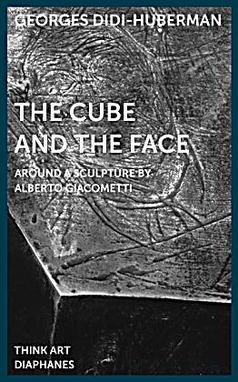 the cube and the face around a sculpture by alberto. Black Bedroom Furniture Sets. Home Design Ideas