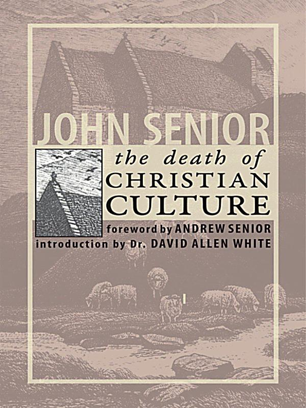 the death of a culture an Modern art and the death of a culture [h r rookmaaker] on amazoncom  free shipping on qualifying offers this disturbing but illuminating classic is a.
