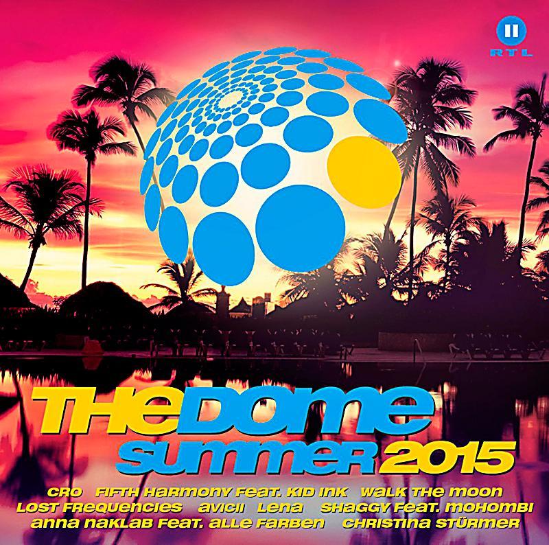 the dome summer 2015 cd von various bei bestellen. Black Bedroom Furniture Sets. Home Design Ideas