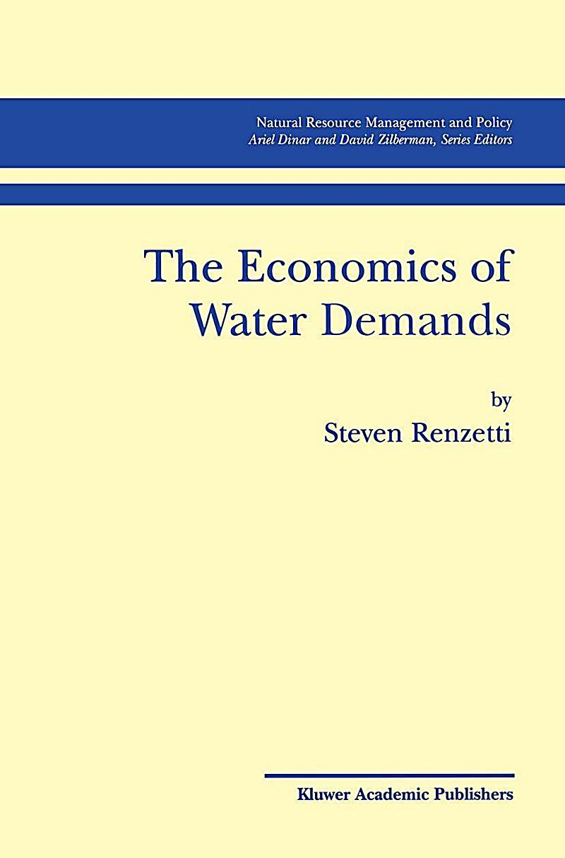 What Are The Demands For Water 64
