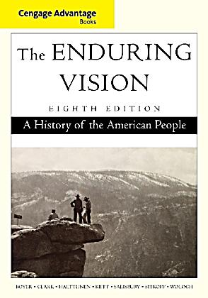chapter 7 outlines of the enduring vision Enduring vision chapter 30 notes  a vision statement outlines what a company wants to be it concentrates on the future it is a source of.