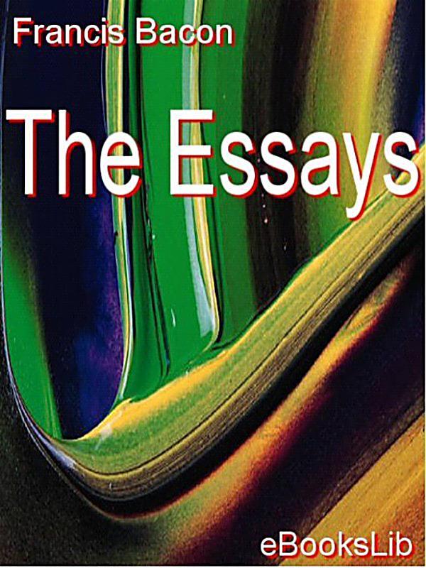 Francis bacon essays 1 of truth