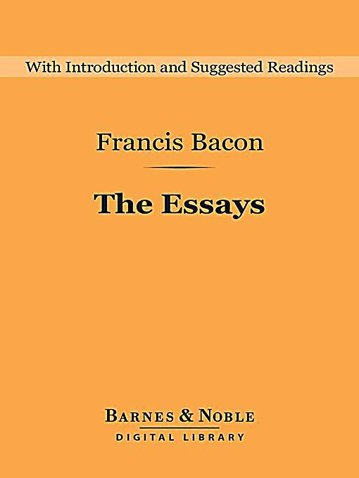 francis bacon essays civil and moral of beauty Bacon, francis the essays, or councils, civil and moral with a table of the colurs of good and evil and a discourse of the wisdom of the ancients to this edition is added the character of queen elizabeth london: printed by e holt for timothy childe, 1701 octavo, contemporary mottled brown .