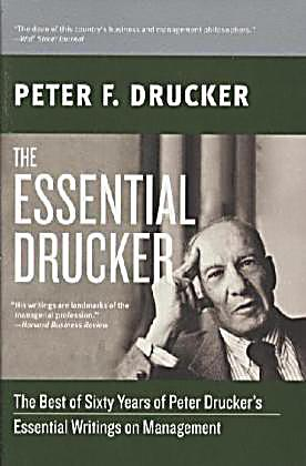 review on decision making in the leader of the future by peter drucker Peter drucker's book the effective executive was one of my top  making  strength productive first things first the elements of  away a full summary of  the discussion and of any decisions reached,  important rules for identifying  priorities: pick the future as against the past  also tagged leadership.