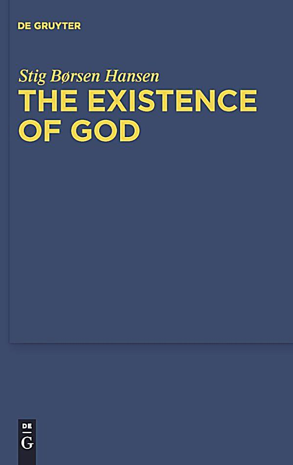 an analysis of the existence of god in science finds god