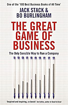 summary of the great game of business Supporting companies as they scale into industry-dominating businesses, scaling up is a global network of leading business resources with more than 30 years of proven results.