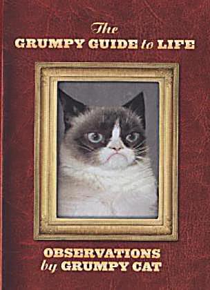 the grumpy guide to life buch von grumpy cat portofrei kaufen. Black Bedroom Furniture Sets. Home Design Ideas
