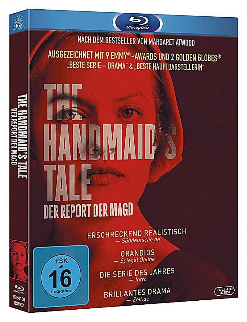 The HandmaidS Tale: Der Report Der Magd