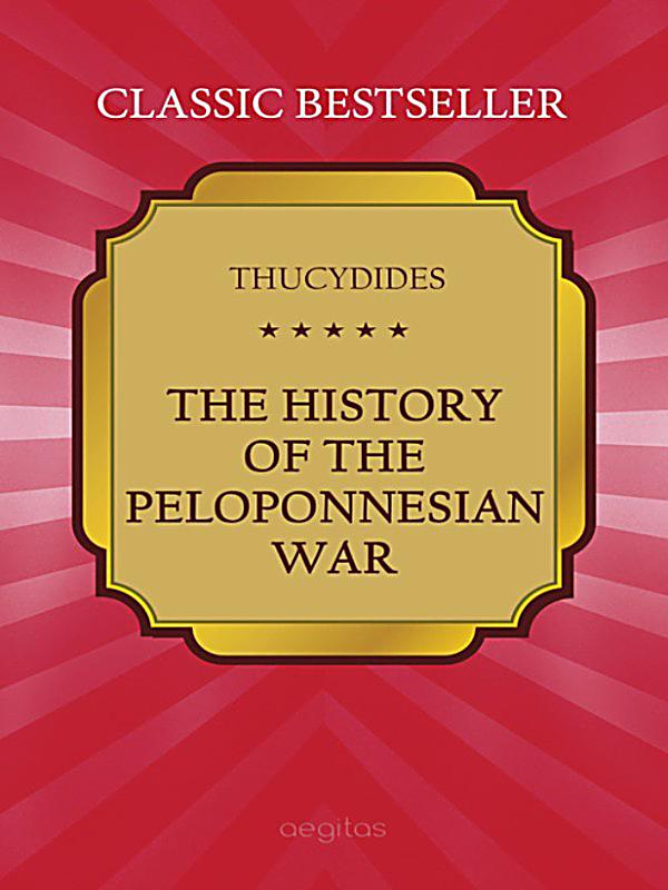 thucydides the peloponnesian war pdf