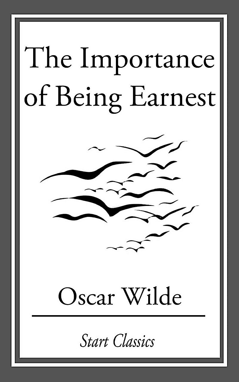 The importance of being earnest ebook jetzt bei for Farcical comedy in the importance of being earnest