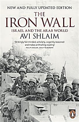 avi shlaim iron wall thesis