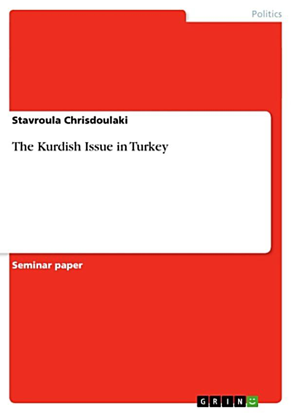 the kurdish issue in turkish cinema Syrian impasse: america between turkey and the kurds a conversation with aliza marcus,  turkish domestic politics, and foreign policy and the kurdish issue.