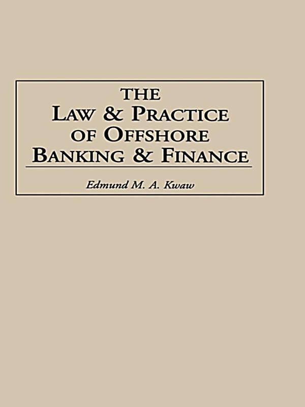 Banking, Corporate, and Finance Law