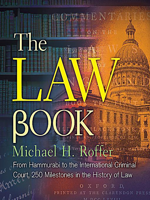 The Law Book Ebook Jetzt Bei Weltbild At Als Download