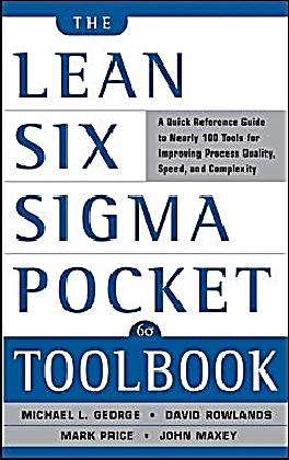 lean six sigma pocket guide