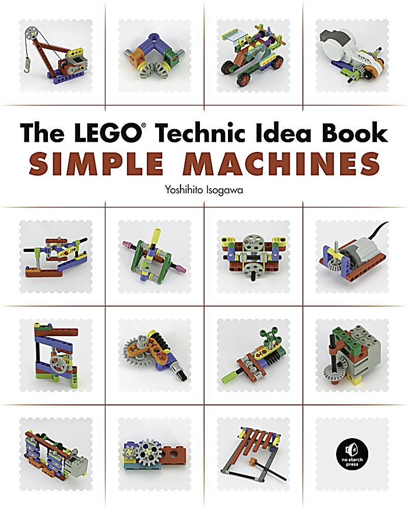 Lego Simple Machines Build Book
