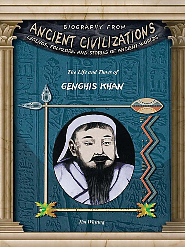 an introduction to the life of genghis khan Genghis khan: his life and legacy  genghis khan was the founder of the mongol empire, the largest continuous land empire ever  a new introduction by morris.