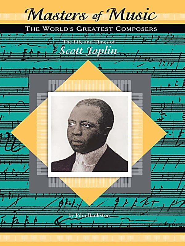an introduction to the life of scott joplin Scott joplin (/ d p l n / c dancing to a black man's tune: a life of scott joplin univ of missouri press isbn.