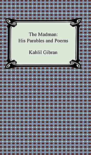 the madman kahlil gibran pdf