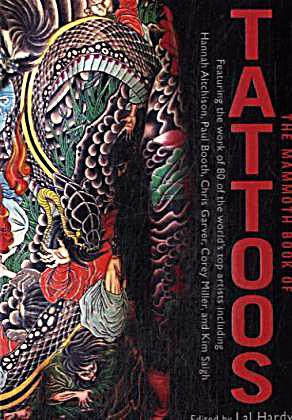 The mammoth book of tattoos buch portofrei bei for The mammoth book of tattoos