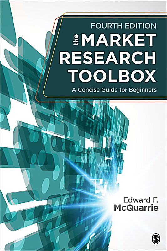 The market research toolbox a concise guide for beginners