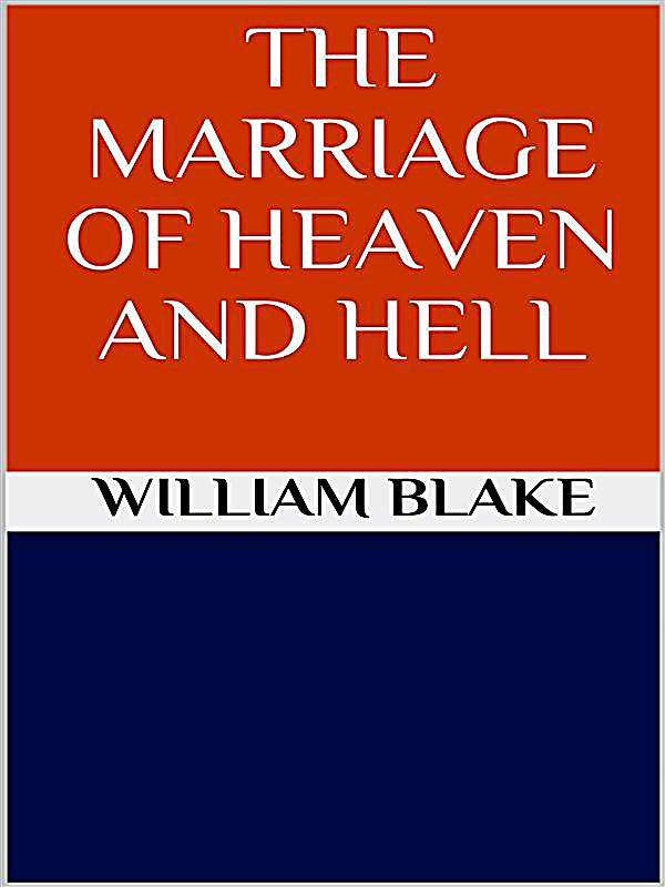 Marriage of heaven and hell analysis sparknotes brave