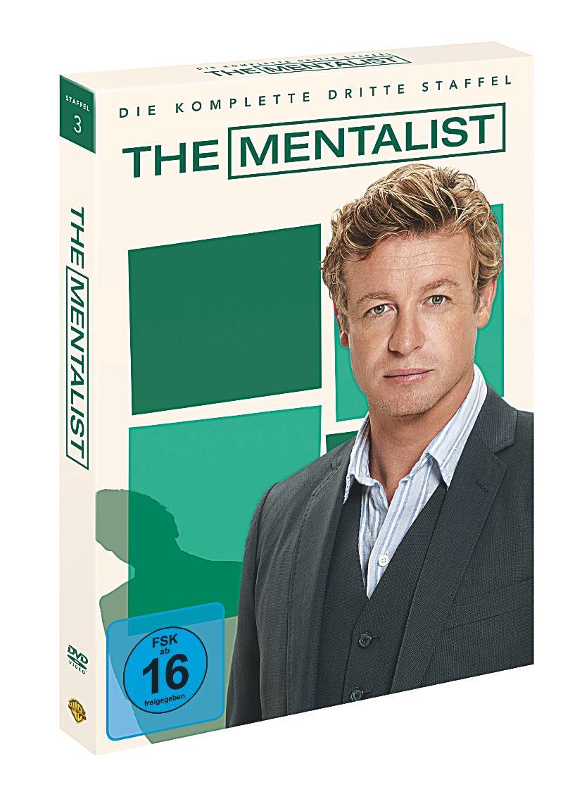 The Mentalist Staffel 5