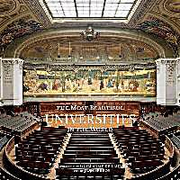 The Most Beautiful Universities In The World Buch Portofrei