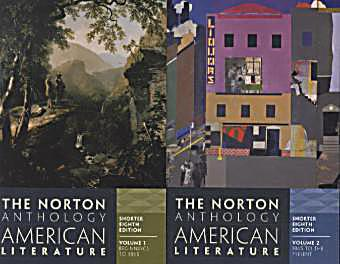 norton anthology of american literature 8th edition The norton anthology of american literature (shorter sixth edition) the norton anthology of literature by women the norton anthology of short fiction (6 th.