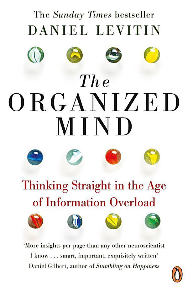 The organized mind epub