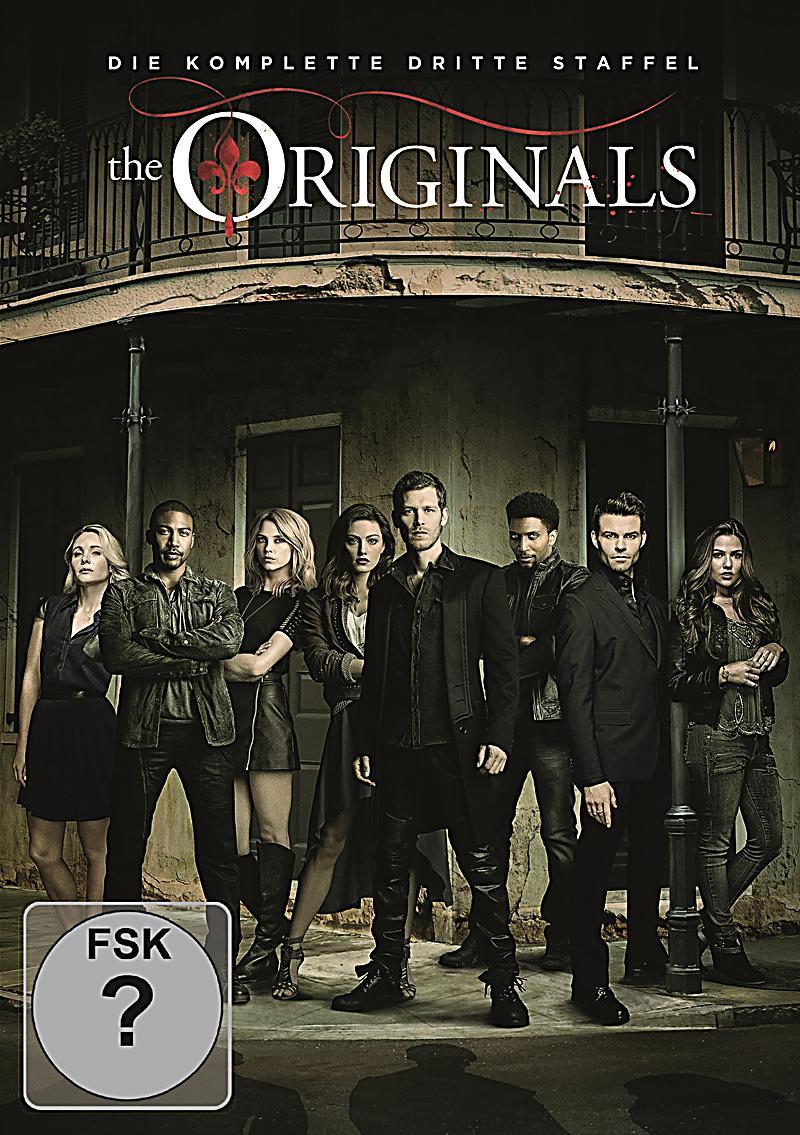 The originals staffel 3 dvd bei bestellen for The originals staffel 4