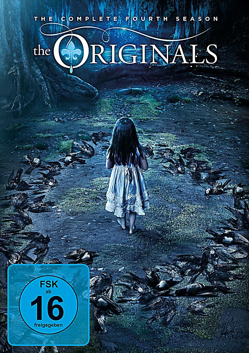 The originals staffel 4 dvd bei bestellen for The originals staffel 4