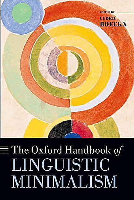 The oxford handbook of linguistic minimalism buch portofrei for Minimalist leben