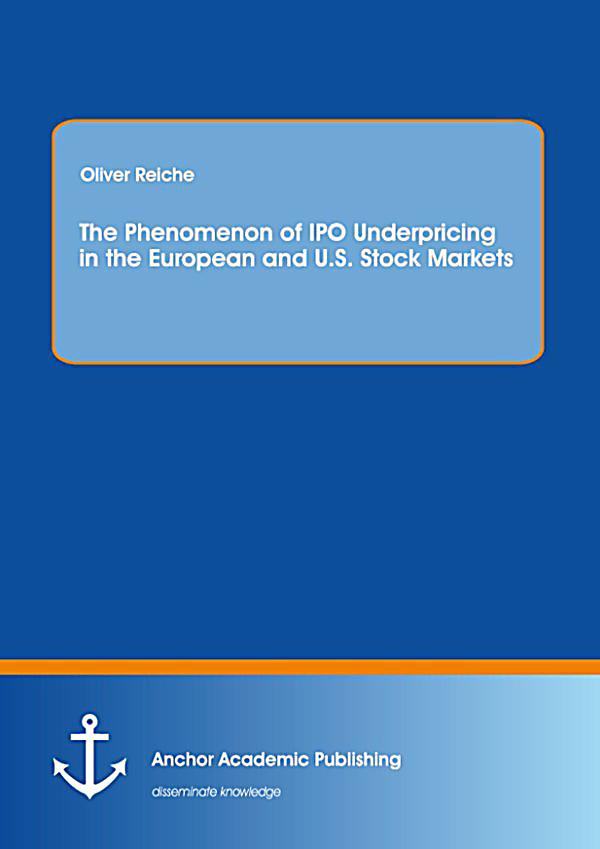 Ipo underpricing refers to the