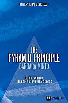 the pyramid principle logic in writing and thinking epub to mobi