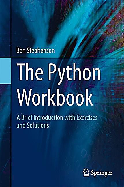 The Python Workbook Buch portofrei bei Weltbild.de bestellen