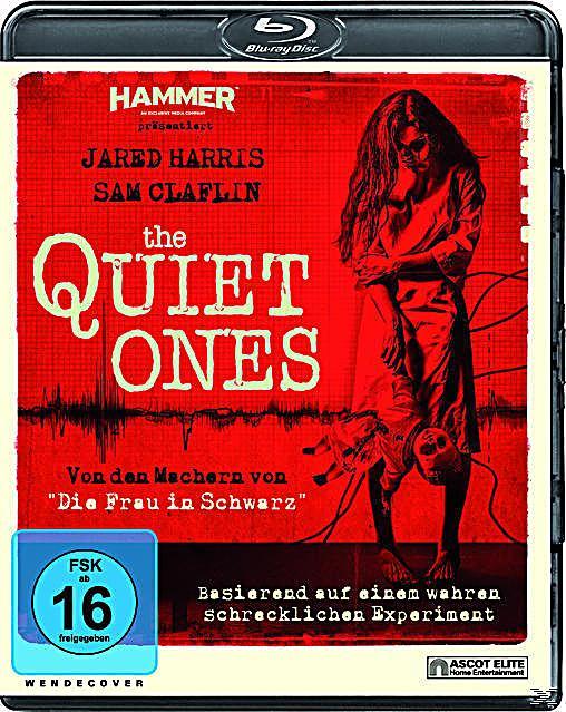 The Quiet Ones Blu-ray jetzt im weltbild.de Shop bestellen