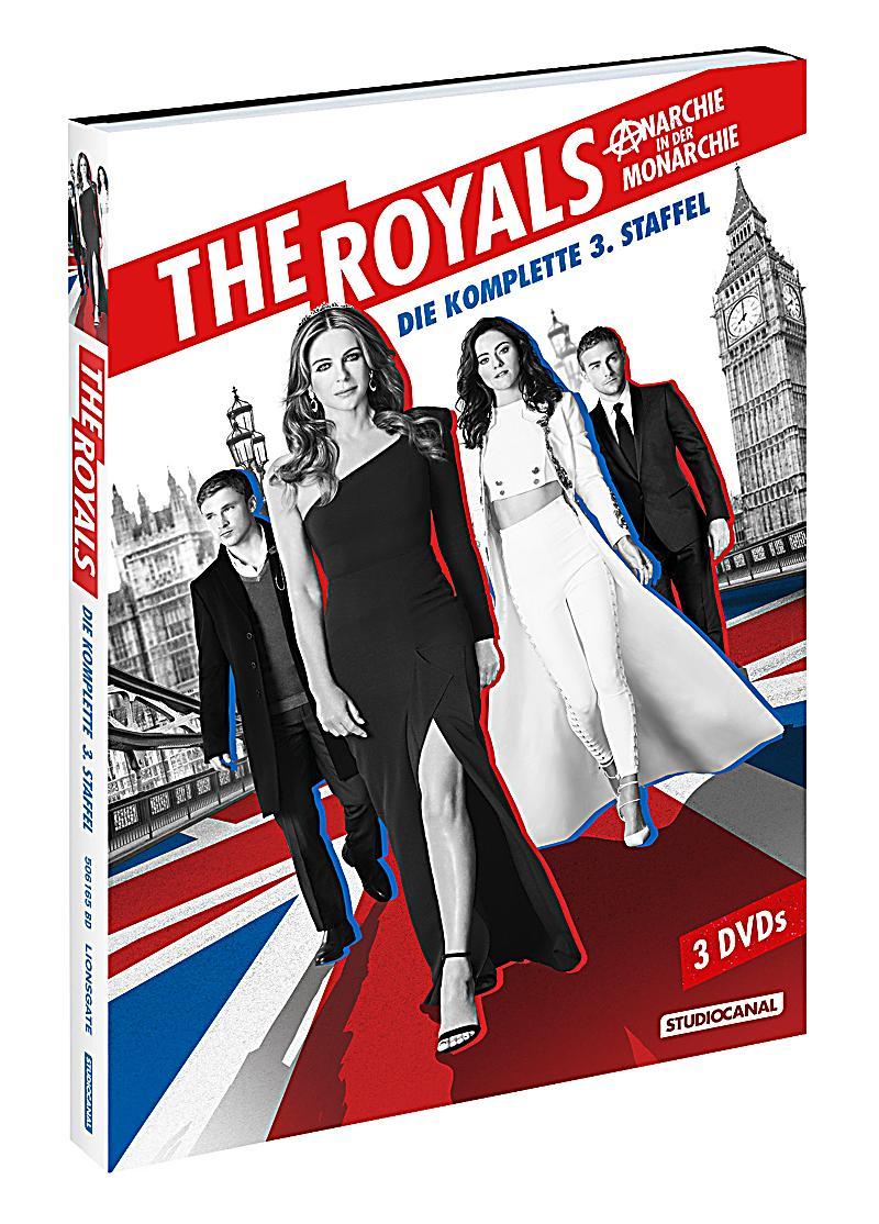 the royals staffel 3 inhalt