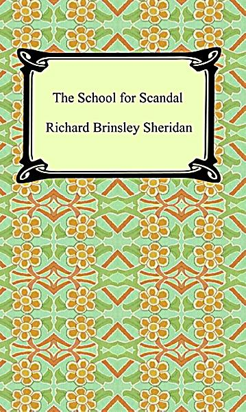 tools of comedy of manners on the school for scandal The comedy of manners originated by menander, paved the way for   contemporary richard brinsley sheridan's the school for scandal  that the  statement is a void pretension, just a tool for villains to act out as a nobility.