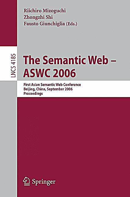 2006 semantic thesis web Abstract title of thesis: learning the semantic meaning of a concept from the web yang yu, master of science, 2006 thesis directed by: yun peng.