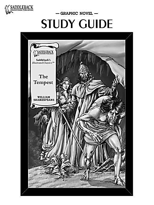 tempest analysis Dive deep into william shakespeare's the tempest with extended analysis, commentary, and discussion.
