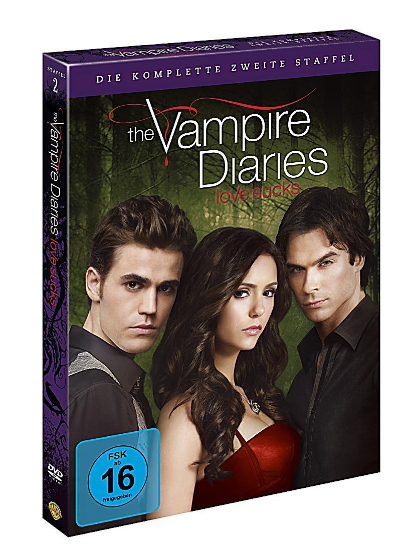 Staffel 2 Vampire Diaries