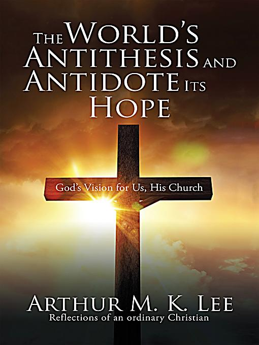 its antithesis It announces the conceptual and cultural environment of a period of time  a  conjunction that conserves the contradiction between thesis and its antithesis.