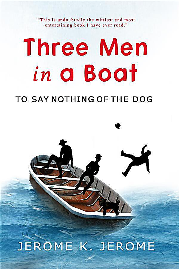What is the theme of the novel three men in a boat?????????