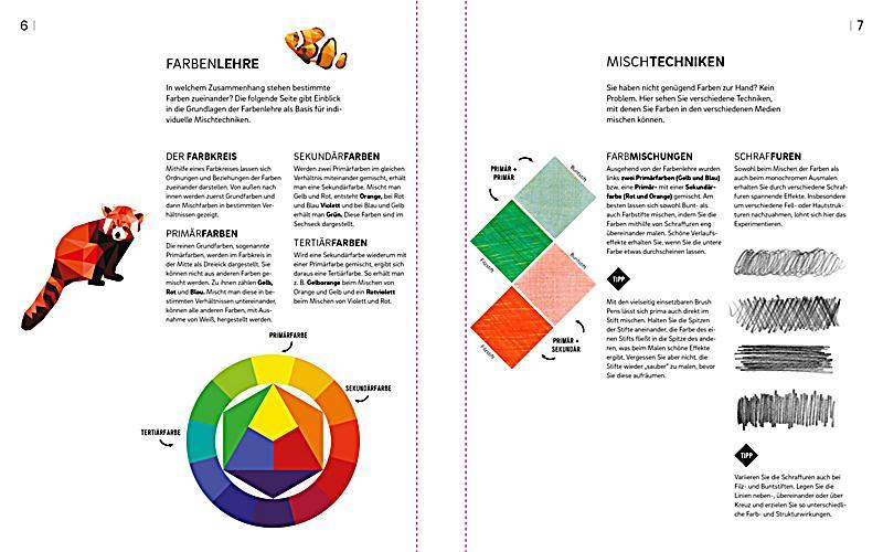 Tierisch geometrisch Malen nach Zahlen Buch portofrei - Weltbild.de