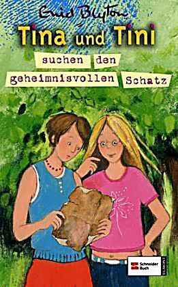 Enid Blyton - Tina Und Tini 1 - Finden Den Geheimnisvollen Schatz