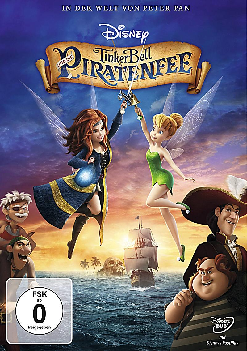 Tinkerbell Und Die Piratenfee Dvd
