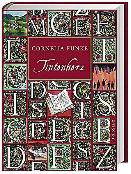 Tintenherz Cover