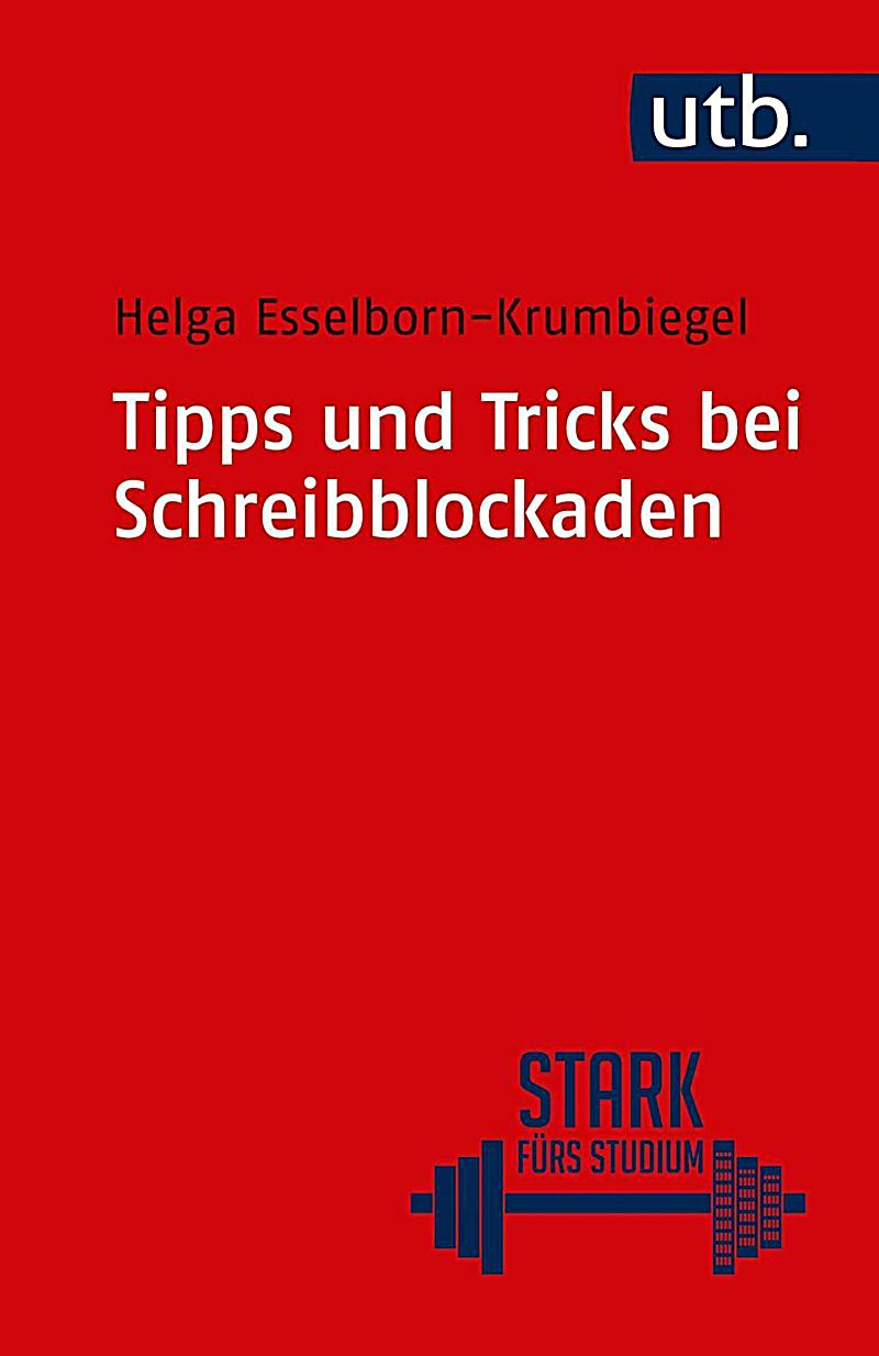 tipps und tricks bei schreibblockaden buch. Black Bedroom Furniture Sets. Home Design Ideas